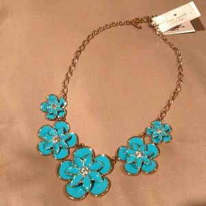 New with tag Kate Spade statement necklace